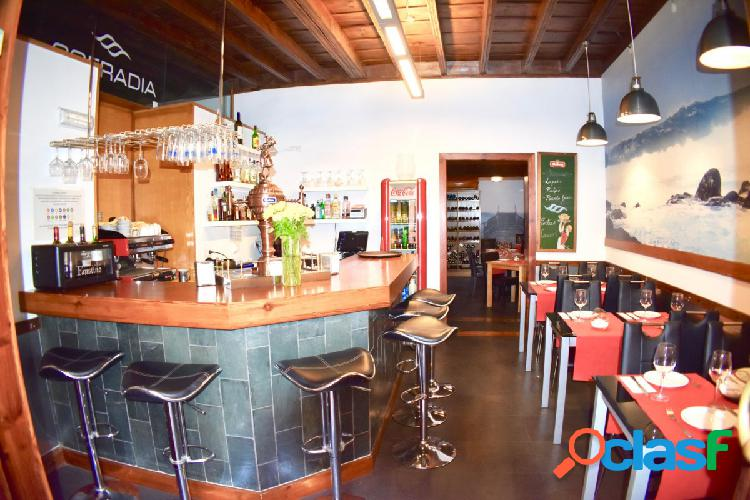 Traspaso de Restaurante en pleno Centro de La Laguna, con