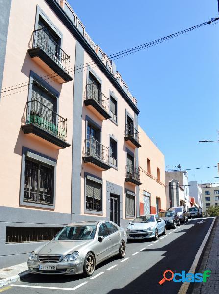 Calle San Juan, La Cuesta, San Cristobal de La Laguna