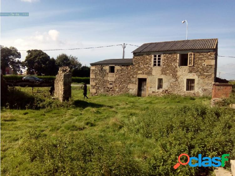 Casa con terreno en Casas Novas - Arteixo