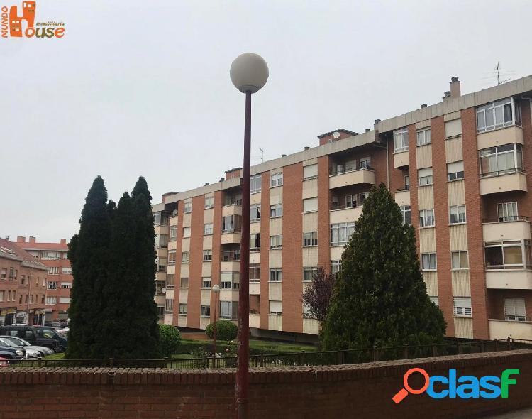 Local comercial en el barrio de la Albuera (Segovia)
