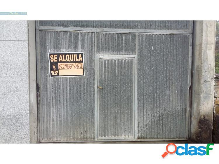 Se vende Nave industrial en Baio