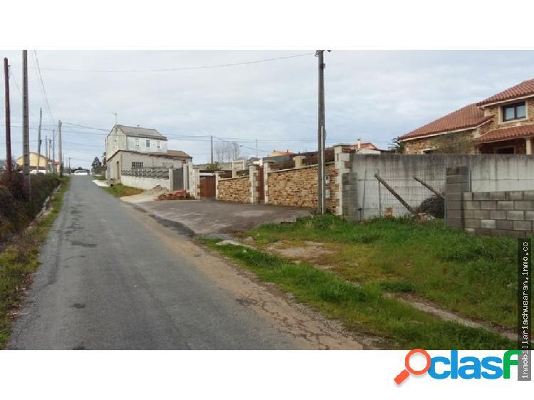 Se vende terreno edificable en Bertoa