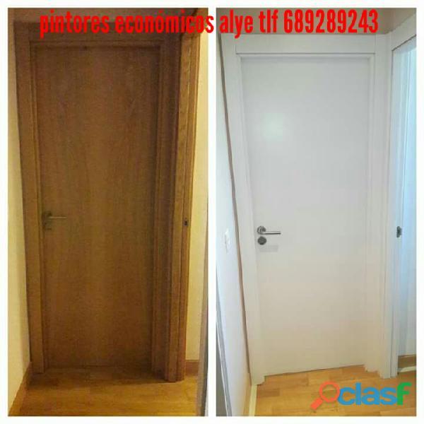 pintores en getafe. ofertas otoño 689289243 españoles