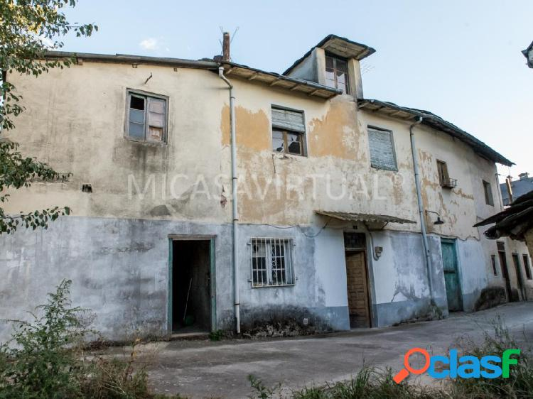 Casa para reformar en Camponaraya