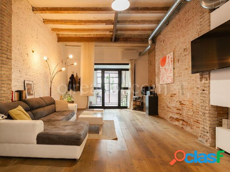 Loft reformado en Vila de Gràcia