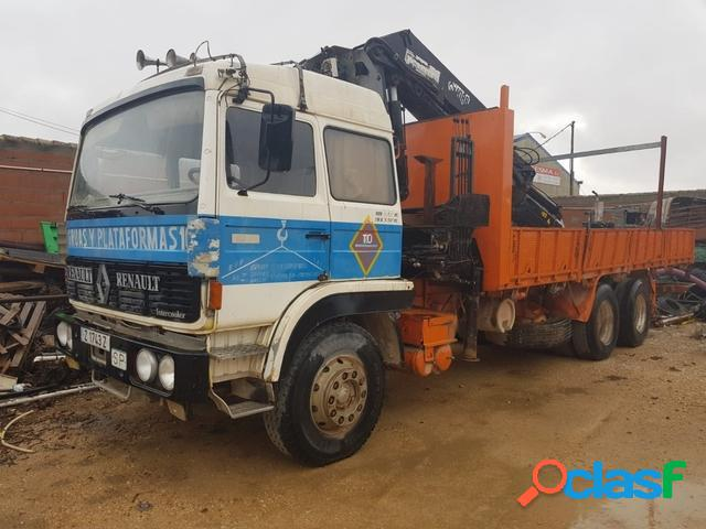 SIMON Otro diesel en Quintanar de la Orden (Toledo)