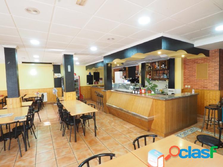 ALQUILER - TRASPASO DE BAR-CAFETERIA EN LLIRIA