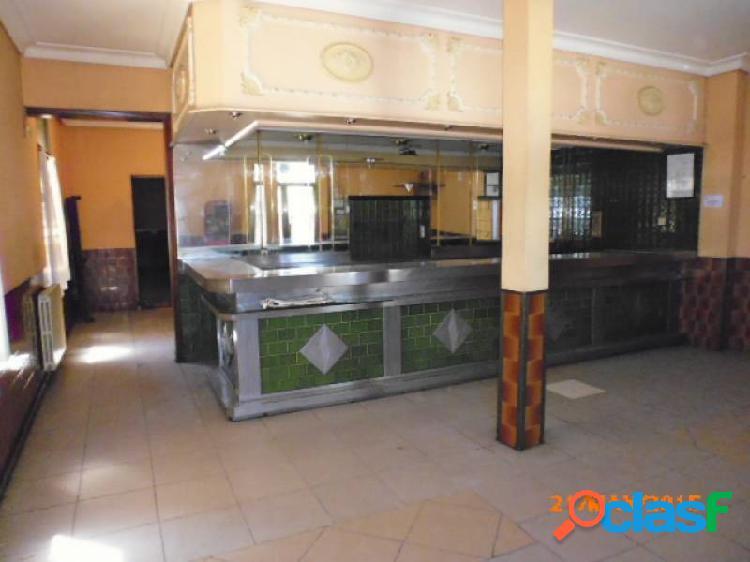 Bar en alquiler en la zona Renfe