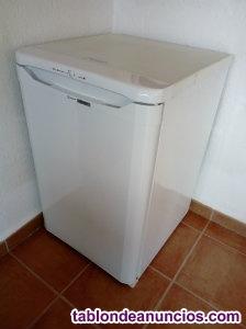 Congelador vertical indesit posibilidad de porte.