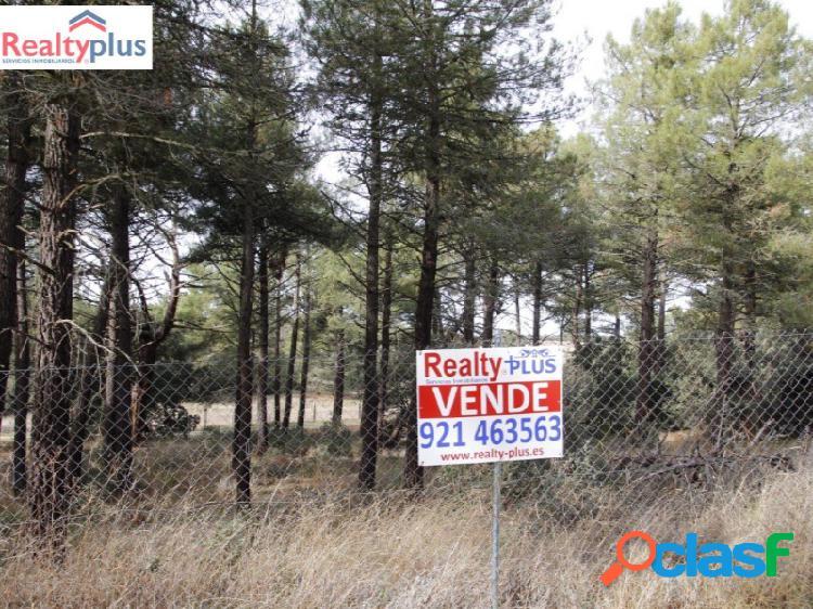 JTOportunidad de parcela a dos caras en Marugán (Segovia)