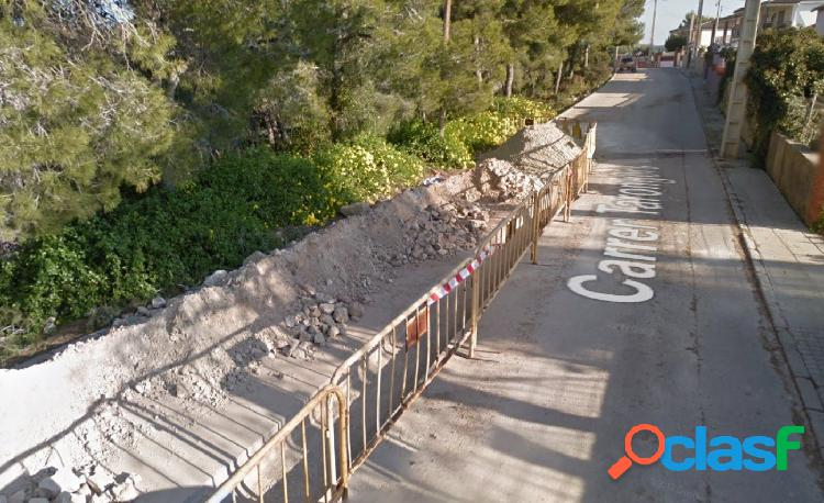 Parcela de 769 m2 en Urbanización de Vora Sitges