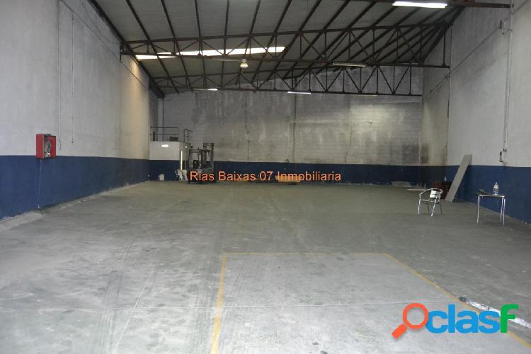 REF 2774 NAVE INDUSTRIAL DE 450 m2 POLIGONO REBULLÓN (MOS)
