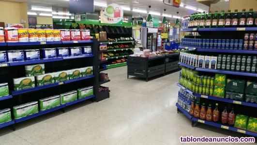 Se traspasa local comercial acondionado para supermercado
