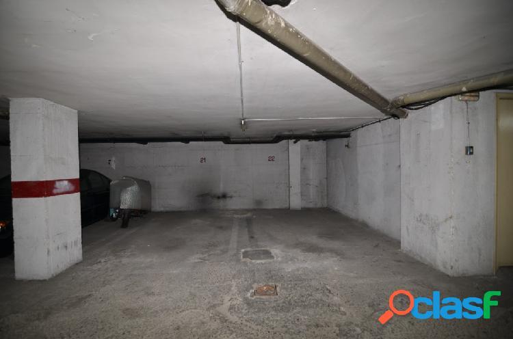 Urbis te ofrece una plaza de garaje en zona El Tormes,