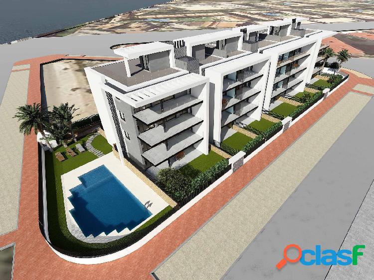 Apartamentos de nueva construc