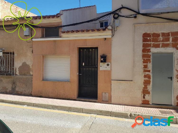 Casa en venta en calle Erica, Alhama de Murcia.