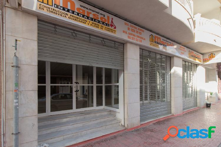 GRAN LOCAL COMERCIAL DE 525 M2 EN SEGUNDA LINEA DE PLAYA DEL