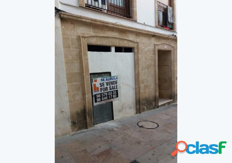 Local comercial en Venta en Javea Alicante