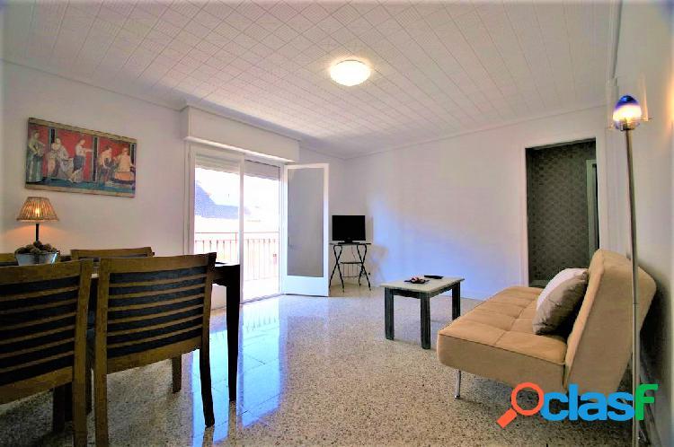 Santa Pola,Playa de Levante piso reformado a menos de 300