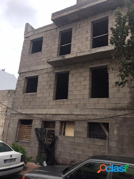 Se vende Edificio en construcción en el centro de Telde!!!.