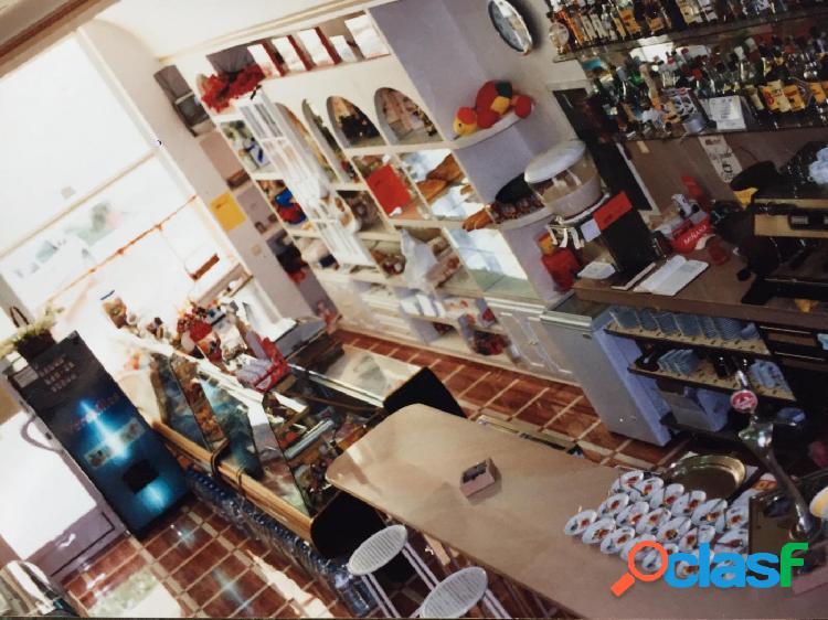 Traspaso bar cafeteria en funcionamiento en Catarroja