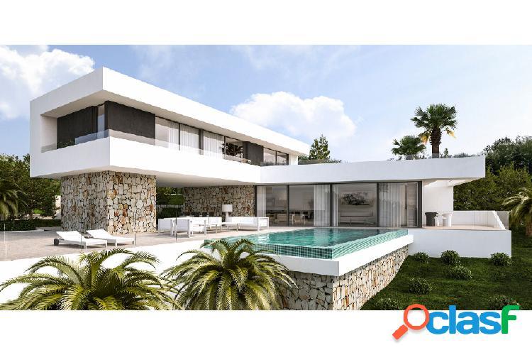 Villa de diseño moderno, actua
