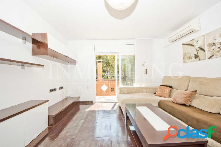 Gran piso de 4 dormitorios, reformado y amueblado.