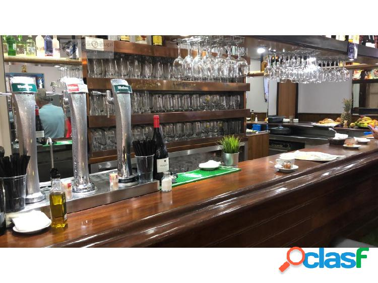 Traspaso Bar Restaurante con terraza de 137 m² proximo al
