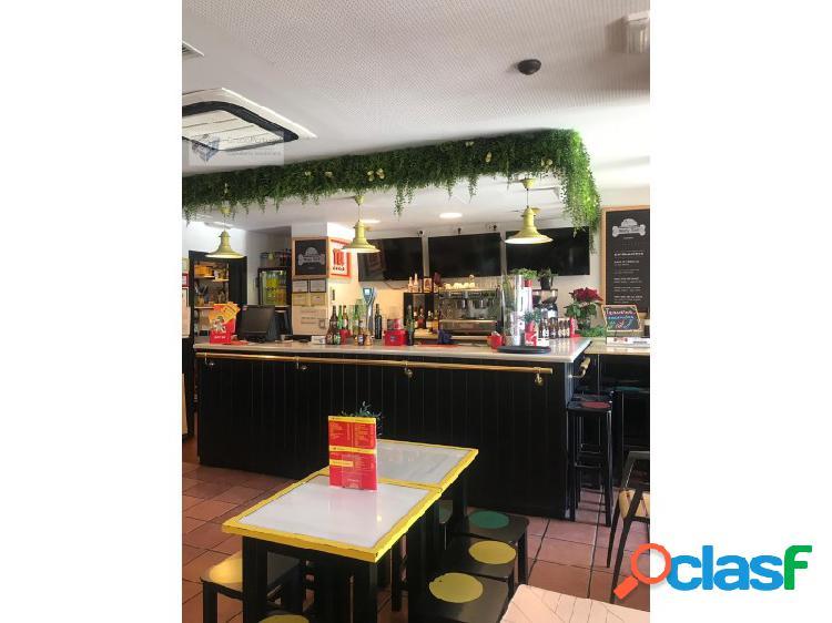 Traspaso Bar Restaurante de 120 m² en la Zona Noroeste de