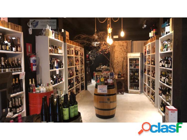 Traspaso Local Comercial con licencia de venta de Bebidas