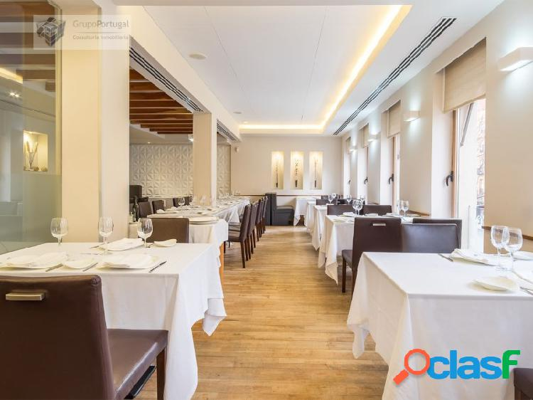 Traspaso impresionante Bar Restaurante con Terraza en
