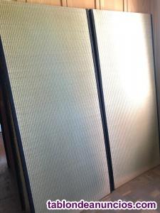 2 tatami de 200x90 cm, perfecto estado