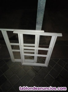 Mesa tablero y borriquetas
