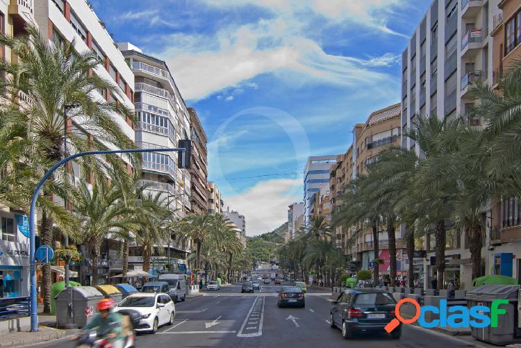 Piso en el centro de Alicante calle General O´donell