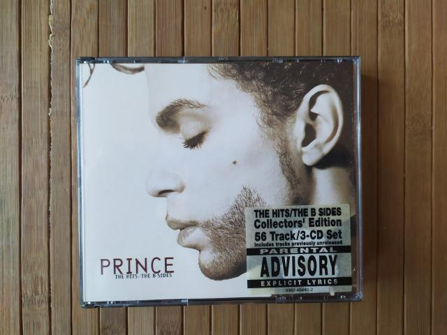 Prince The Hits and The B SIdes