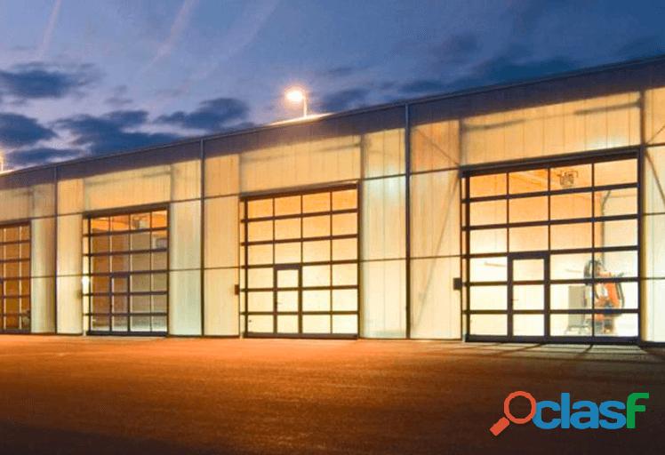 Fabricante especialista en puertas industriales