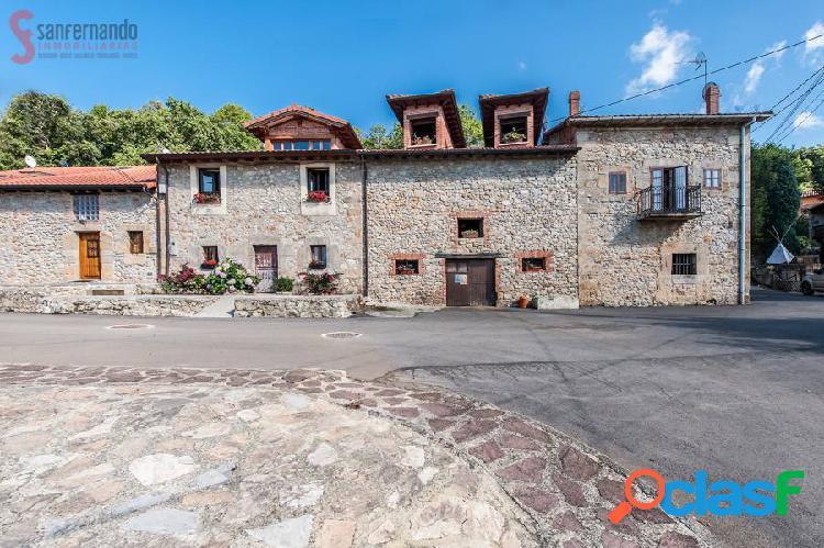 Se vende casa de piedra en Oreña, Alfoz de Lloredo,