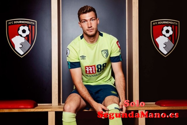 camiseta de futbol Bournemouth replica