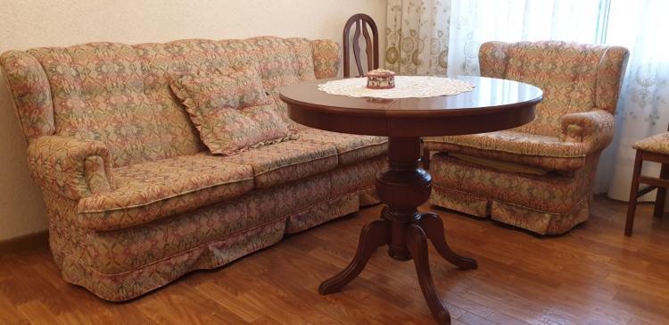 salon completo (mueble + sillon 3 plazas + sofas