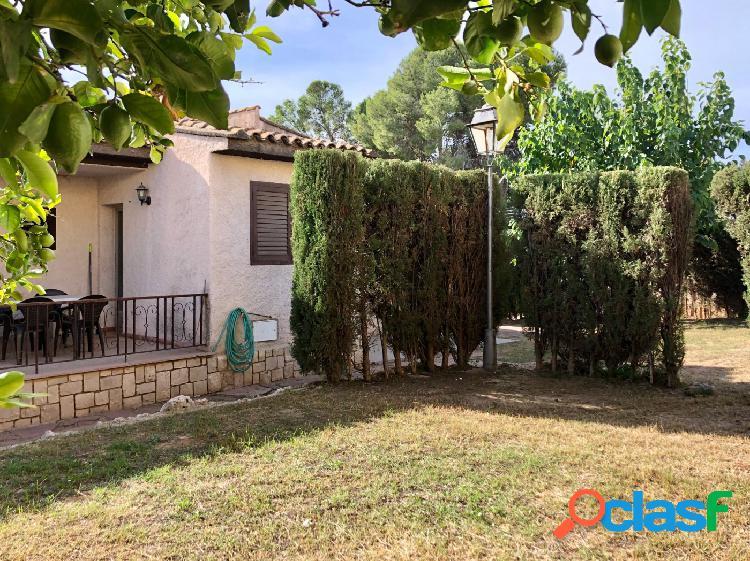 Chalet c/ Piscina y gran patio