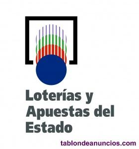 Empleo en administración de lotería