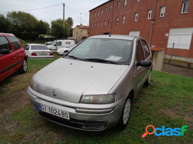 FIAT Punto gasolina en Calonge (Girona)