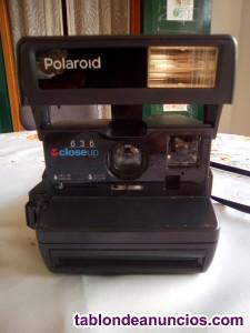 Vendo camara de fotos polaroid