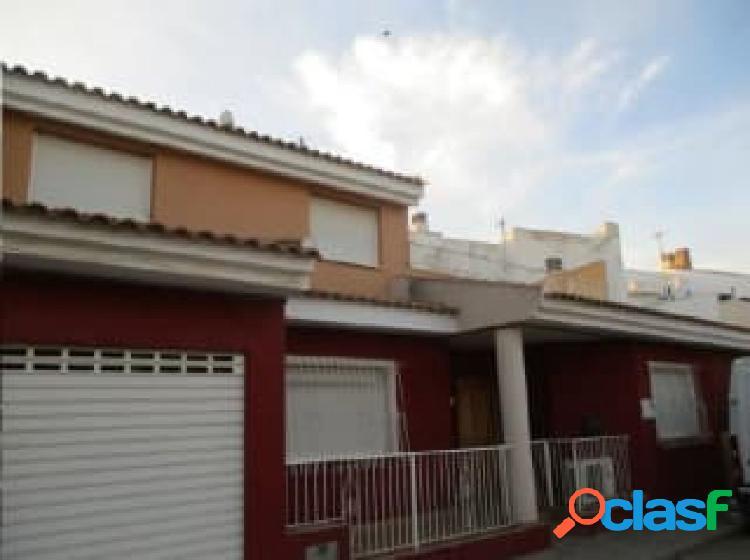 CHALET adosado en San Cayetano Torre-Pacheco. OFERTA!!!