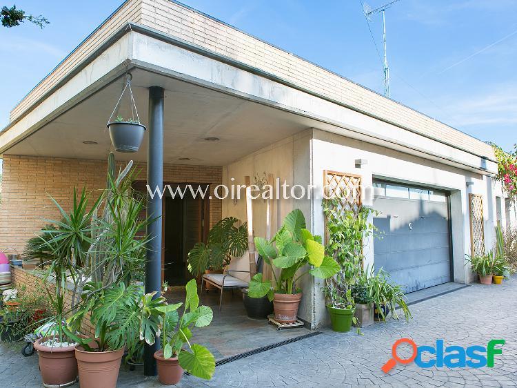 Casa unifamiliar en venta en Mataró