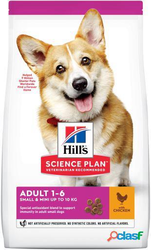 Hill's Science Plan Adult Small & Mini Pollo 6 KG