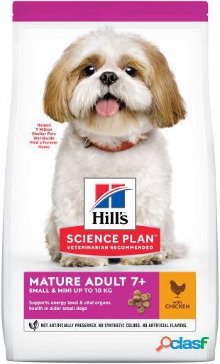 Hill's Science Plan Senior +7 Small & Mini Pollo 6 KG