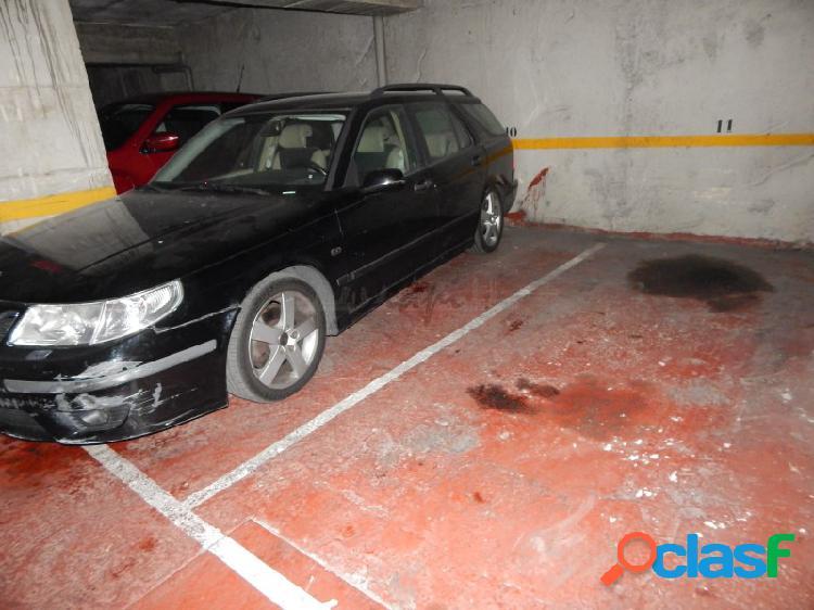 Ocasión se vende plaza de garaje en Palacio