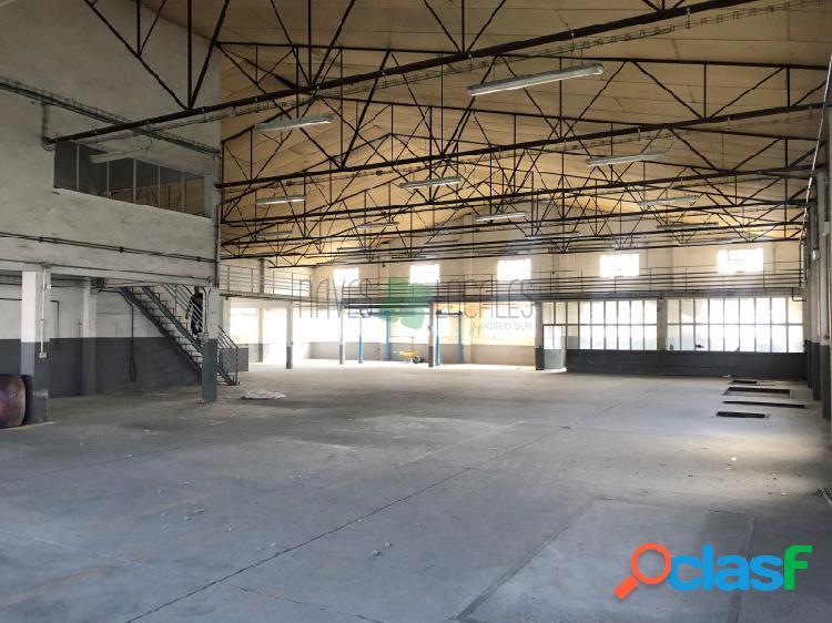 Alquiler de Nave Industrial en Móstoles, en el Polígono