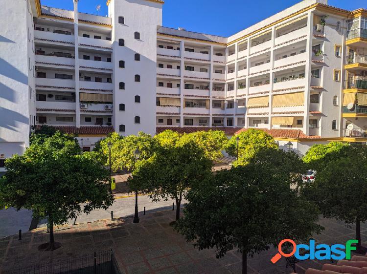 Amplio piso de 3 dormitorios en Fuengirola a precio de 1